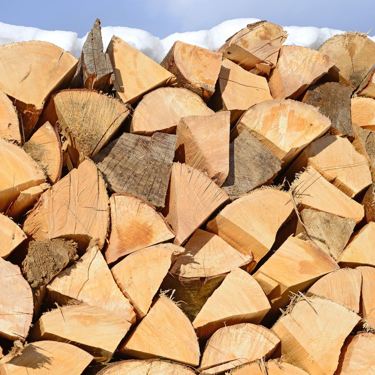 Holz Als Brennstoff